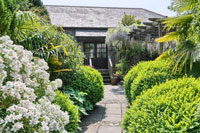 cider barn, crannacombe farm holiday accommodation near kingsbridge, south devon